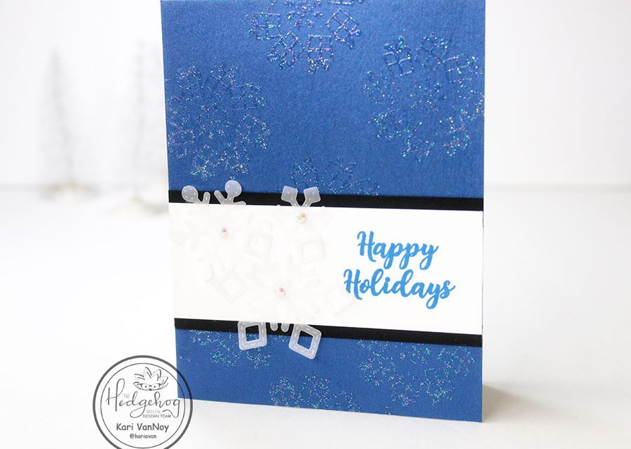 """4 Ways to add """"WOW"""" to a simple card"""