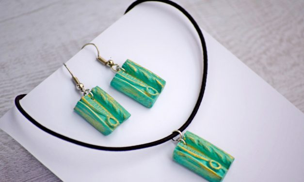 Wood-U-Bend DIY Jewelry Set Video Tutorial