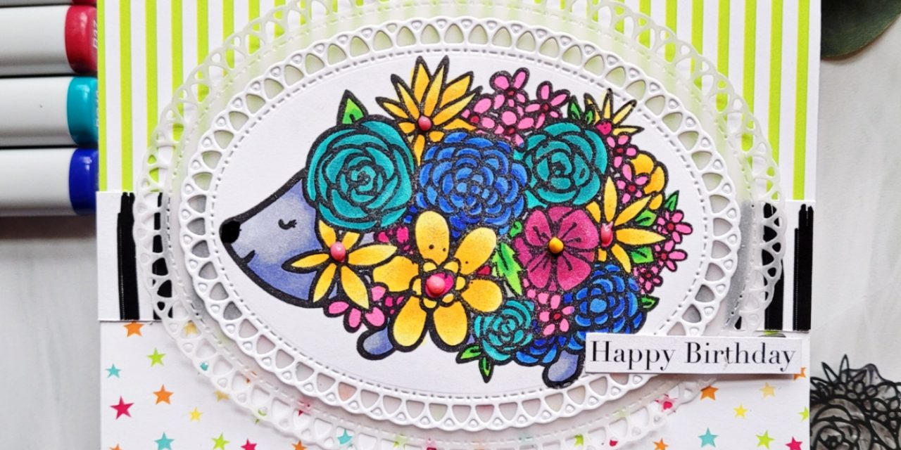 Cute Critter Card with Colleen Balija
