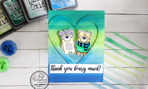 Thank You Beary Much with Kari