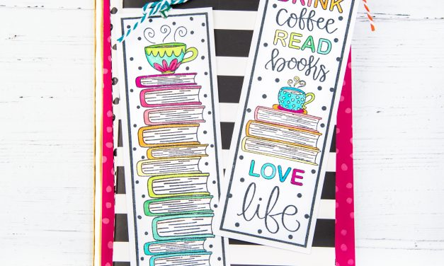 Rainbow Bookmarks with Amanda Fitterer