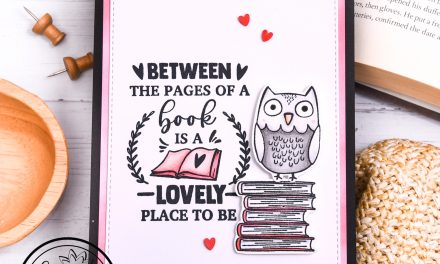 Between the Pages of a Book