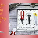 Thanks for Building Me Up – Father's Day Card