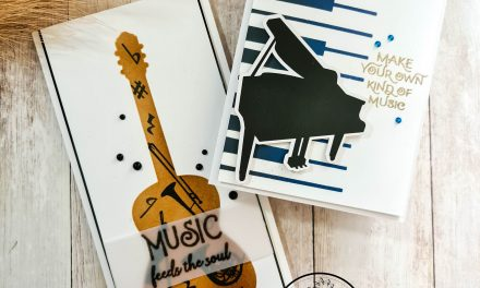 when music is life – 2 cards plus a video