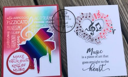 Music and Foiling (2 cards)