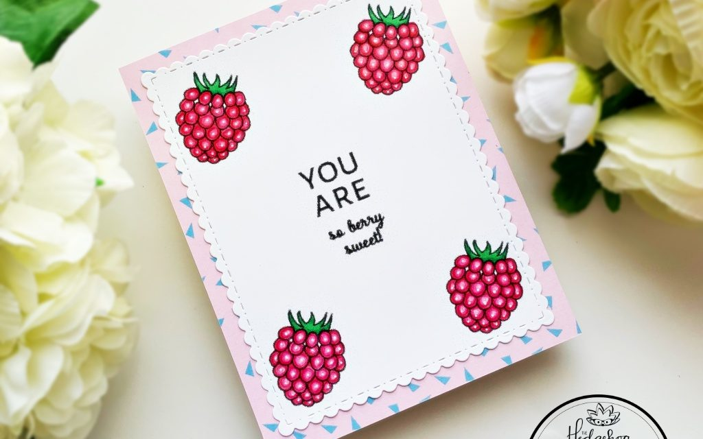You are so berry sweet!