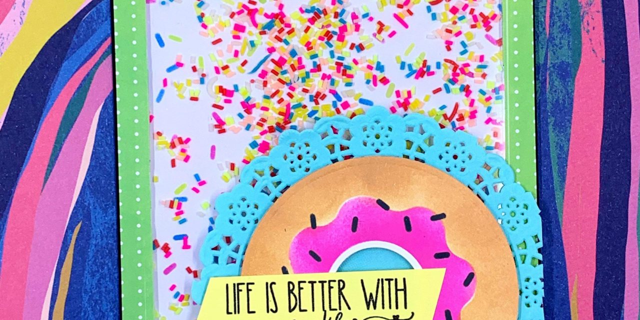 Life is better with sprinkles