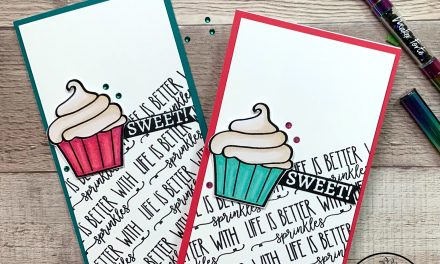 Life is better with sprinkles {with video}