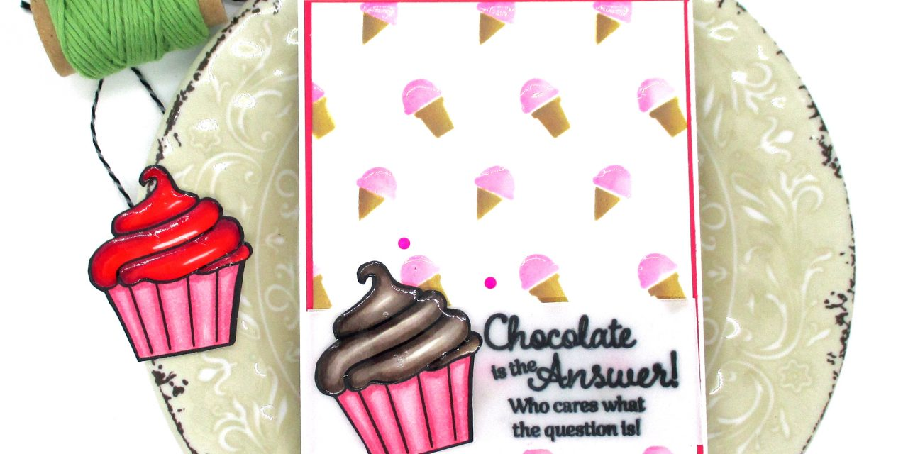 Create Realstic Frosting And Dimension With Stencils